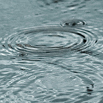 Real Time Rain Ripples, Industrial, Digital, Social, Era, Definition, Andrew Stein, SteinVox