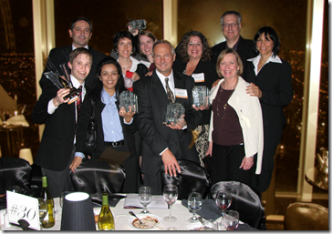 Houston, BMA Lantern Awards 2007, The Paradigm Marketing Team, Servant Leadership, The Voice, Andrew Stein, SteinVox